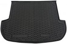 AvtoGumm Резиновый коврик в багажник Hyundai SantaFe 2006-2012 (5 мест)