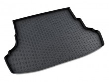 АГАТЭК Резиновый коврик в багажник Kia Rio III sedan 2011-
