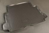 Резиновый коврик в багажник Volvo S60 sedan 2004-2010 Unidec