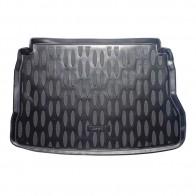 Резиновый коврик в багажник Kia Ceed HB 2006-2012 Aileron