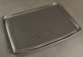Unidec Резиновый коврик в багажник Volkswagen Golf Plus HB 2004-2008