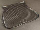 Резиновый коврик в багажник Volkswagen Passat B3 B4 var 1988-1997 Unidec