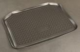 Резиновый коврик в багажник Volkswagen Polo HB 2002-2009 Unidec