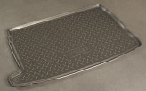 Unidec Резиновый коврик в багажник Volkswagen Polo HB 2009-