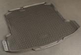 Резиновый коврик в багажник Volkswagen Polo sedan 2010-