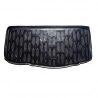 Резиновый коврик в багажник Kia Picanto II
