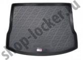 L.Locker Коврик в багажник Mazda 3 HB 2013-