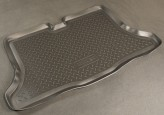 Unidec Резиновый коврик в багажник Nissan Tiida HB 2007-