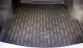 Резиновый коврик в багажник Nissan Almera 2012-