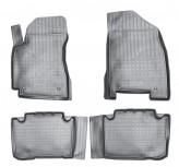 Резиновые коврики Geely Emgrand (X7) 2013-