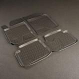 Unidec Резиновые коврики Hyundai Getz 2002-2011
