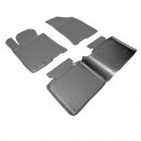 Резиновые коврики Hyundai i40 2011-