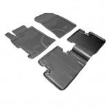 Резиновые коврики Honda Civic 2012- (4 двери)