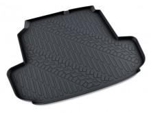 Резиновый коврик в багажник Peugeot 408 АГАТЭК