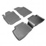 Резиновые коврики Kia Ceed 2006-2010