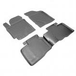 Резиновые коврики Kia Cerato 2010-2013