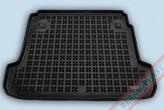 Резиновый коврик в багажник Renault Fluence Rezaw-Plast