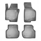 Резиновые коврики Volkswagen Jetta 2010-