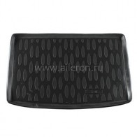 Резиновый коврик в багажник Skoda Yeti Aileron