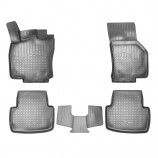 Резиновые коврики Volkswagen Passat B8