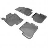Резиновые коврики Volkswagen Passat CC 2011-