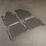 Unidec Резиновые коврики Volkswagen Touran 2006-2015
