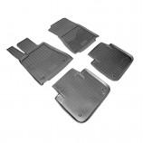 Unidec Резиновые коврики Lexus GS 2012- (задний привод)