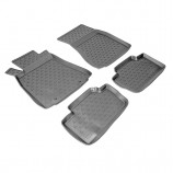 Резиновые коврики Lexus IS 2WD 2005-2013