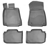 Резиновые коврики Lexus IS 2013-