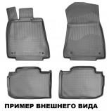 Unidec Резиновые коврики Lifan 720 2014-