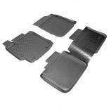 Резиновые коврики Toyota Camry (V50) 2011- Unidec
