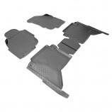 Резиновые коврики Toyota Hilux (N2) 2005-2011