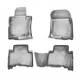 Резиновые коврики Toyota Land Cruirser 150 Prado (J150) 2013- (5 мест)