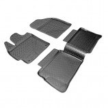 Unidec Резиновые коврики Toyota Prius 2009-