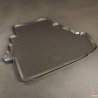 Резиновый коврик в багажник Toyota Camry 06-11 V2.4 Unidec
