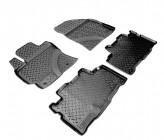 Unidec Резиновые коврики Toyota Verso 2009-