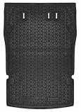 AvtoGumm Резиновый коврик в багажник VW Caddy Maxi 5 мест