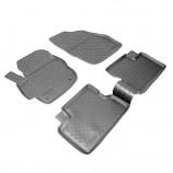 Резиновые коврики Mazda 3 2009-2013