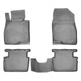 Резиновые коврики Mazda 3 2013-