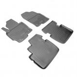 Резиновые коврики Mazda CX-5 2011-
