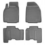 Резиновые коврики Mazda CX-9 2008-2012