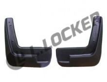 Брызговики передние Chevrolet Aveo II sedan (12-) L.Locker