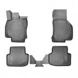 –езиновые коврики Skoda Octavia lll 3D (A7) 2013-