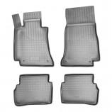 Резиновые коврики Mercedes C (W205) 2014-