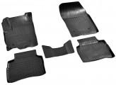 Резиновые коврики Suzuki Vitara 3D 2014-