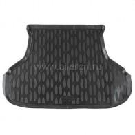 Резиновый коврик в багажник Lada Priora HB