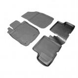 Резиновые коврики Renault Duster (2WD) 2011-