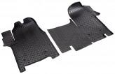 Резиновые коврики Renault Master 2011-