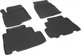 Глубокие резиновые коврики в салон Chevrolet Captiva и Opel Antara L.Locker
