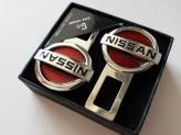 Заглушки ремня безопасности Nissan